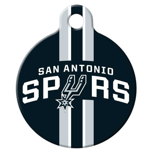 San Antonio Spurs All Star Dogs Dog Tag