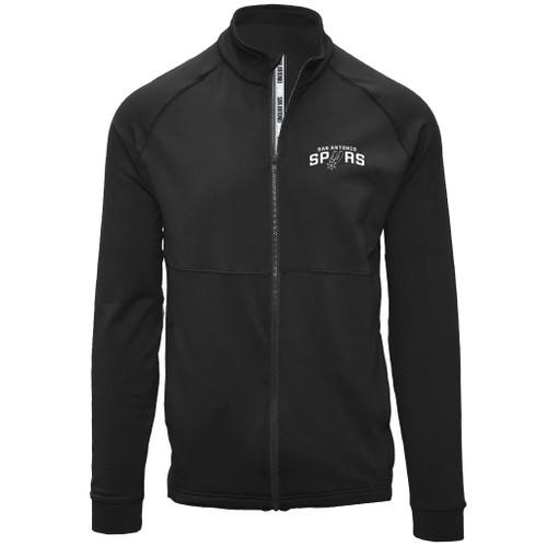 San Antonio Spurs Men's Levelwear Nitro Full Zip Jacket