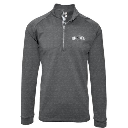 San Antonio Spurs Men's Levelwear Calibre 1/4 ZIP Pullover
