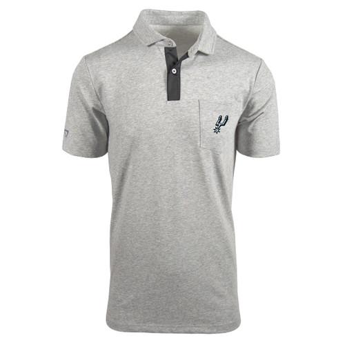 San Antonio Spurs Men's Levelwear Faction Polo