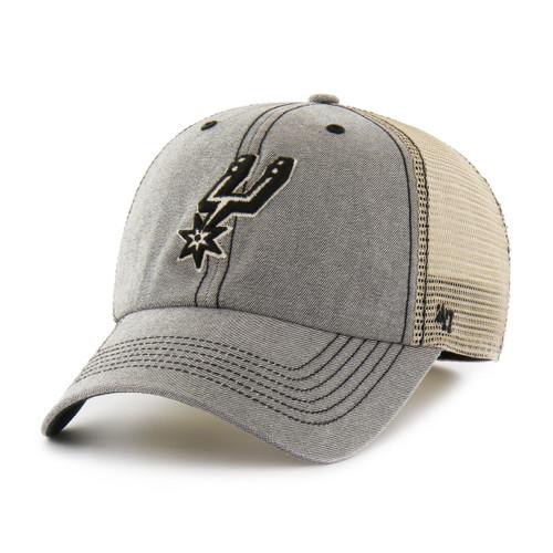 San Antonio Spurs Men's '47 Brand Starboard Closer Hat