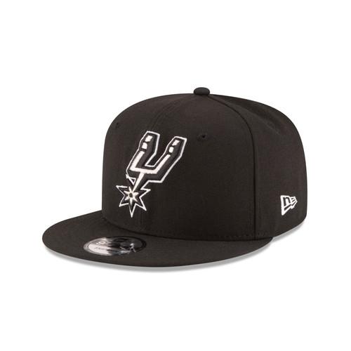 San Antonio Spurs Men's New Era Basic 9Fifty Snapback Hat