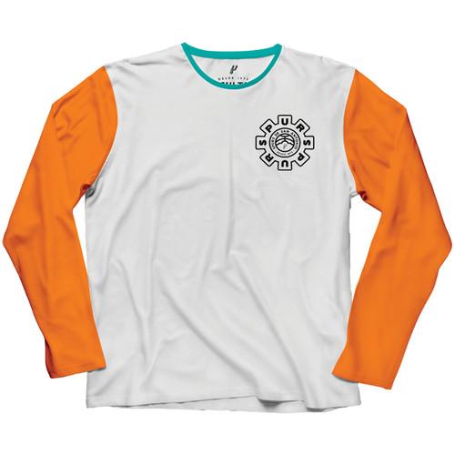 San Antonio Spurs La Cultura Collection Men's Long Sleeve Raglan T-Shirt