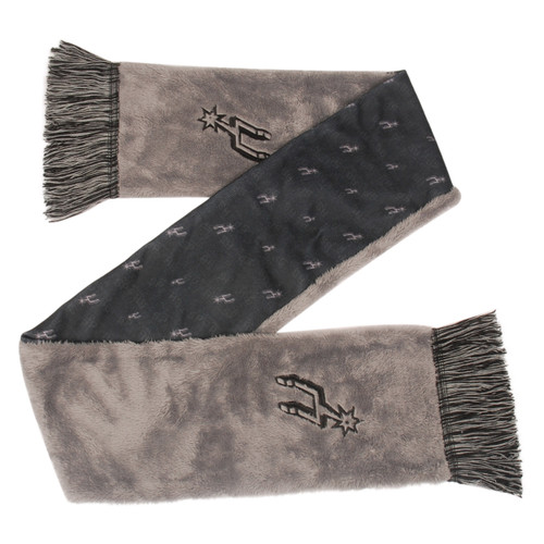 San Antonio Spurs Forever Collectibles Reversible Sherpa Scarf