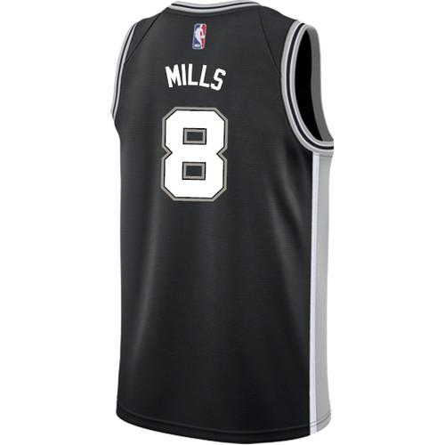 San Antonio Spurs Men's Nike Icon Patty Mills Jersey