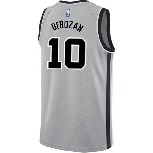 San Antonio Spurs Men's Nike Statement Edition DeMar DeRozan Jersey