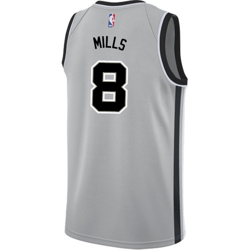 San Antonio Spurs Men's Nike Statement Edition Patty Mills Jersey