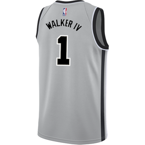 San Antonio Spurs Men's Nike Statement Edition Lonnie Walker IV Jersey