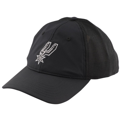 San Antonio Spurs Men's Sportiqe Primary Logo Trucker Hat