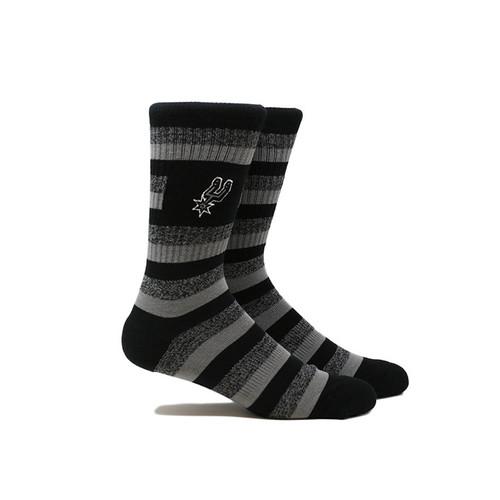 San Antonio Spurs Men's PKWY Steps Socks