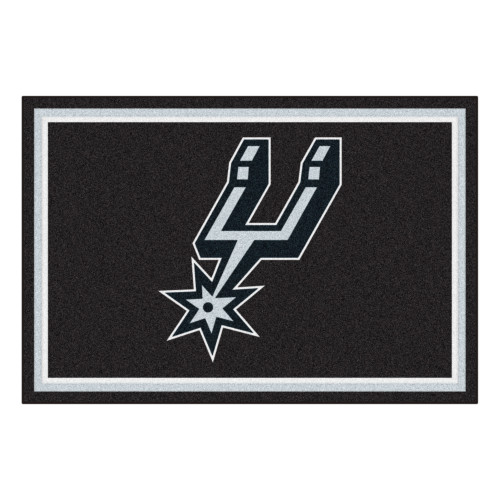 San Antonio Spurs FanMats 5x8 Rug