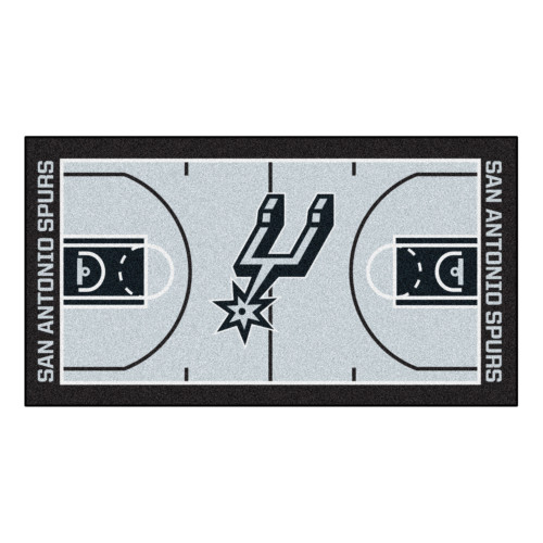 San Antonio Spurs FanMats NBA Court Runner