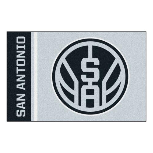 San Antonio Spurs FanMats Uniform Starter Mat