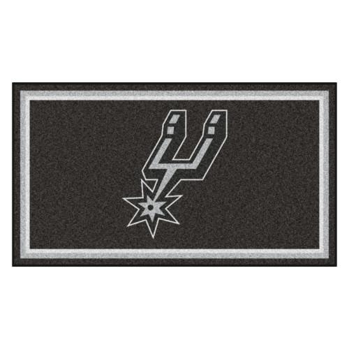 San Antonio Spurs FanMats 3x5 Rug
