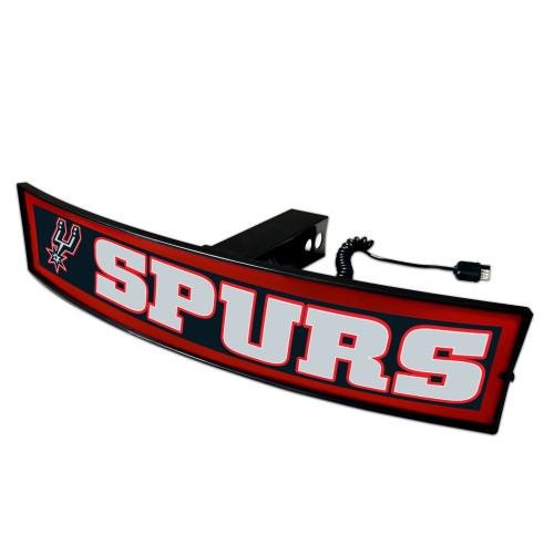 San Antonio Spurs FanMats Light Up Hitch Cover