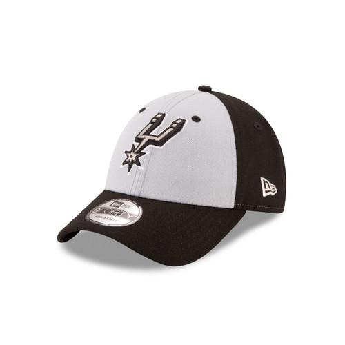 San Antonio Spurs Men's New Era 9Forty Free Throw 2 Tone Snap Back Hat