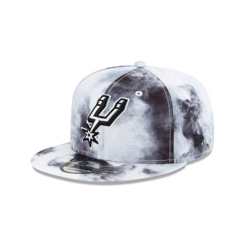 San Antonio Spurs Men's New Era 9Fifty Disturbed Snap Back Hat