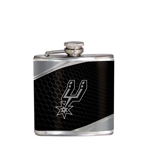 San Antonio Spurs Great American 6oz Hip Flask