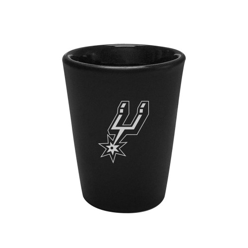 San Antonio Spurs Great American 2oz Stealth Shot Glass