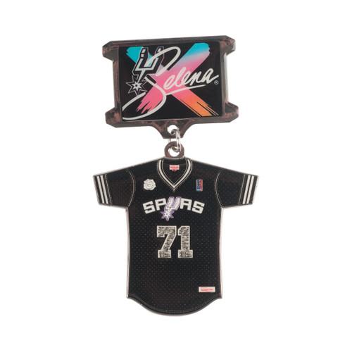 San Antonio Spurs Selena X Spurs Collection Fiesta Medal