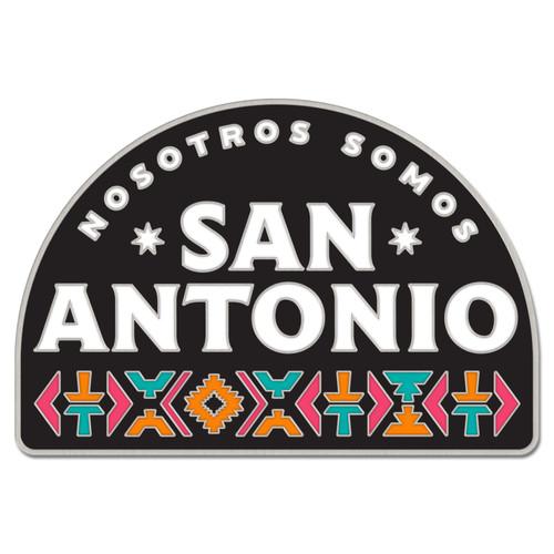 San Antonio Spurs Wincraft La Cultura Pin