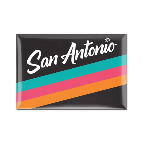 San Antonio Spurs Wincraft City Edition MAGNET - 2X3