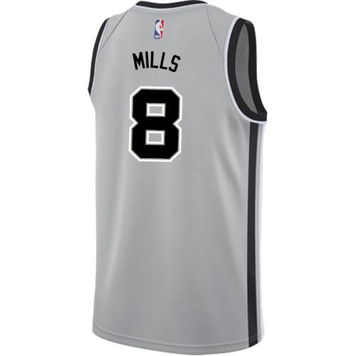 San Antonio Spurs Youth Nike Statement Edition Patty Mills Jersey