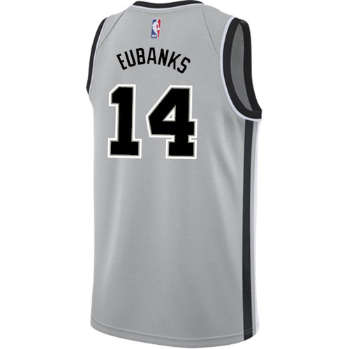 San Antonio Spurs Youth Nike Statement Edition Drew Eubanks Jersey