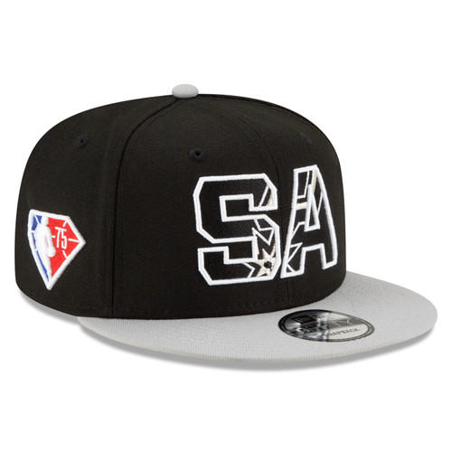 San Antonio Spurs New Era 2021 Official On-Stage Draft  9Fifty Snapback Hat