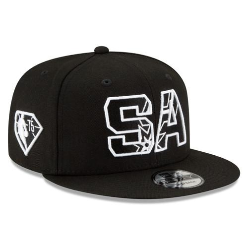 San Antonio Spurs New Era 2021 Alternate Draft  9Fifty Snapback Hat