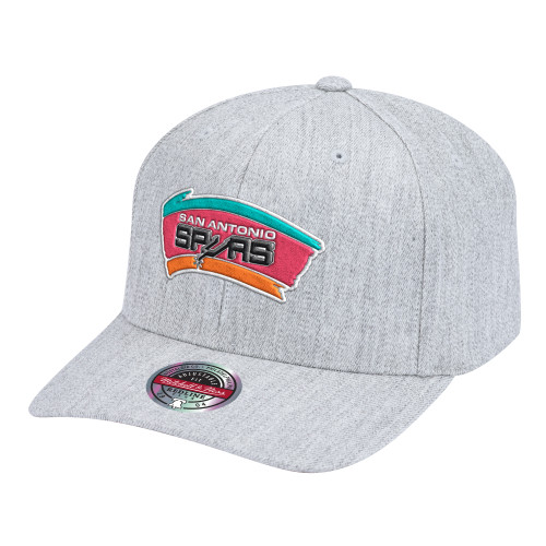 San Antonio Spurs Youth Mitchell and Ness Snapback Hat