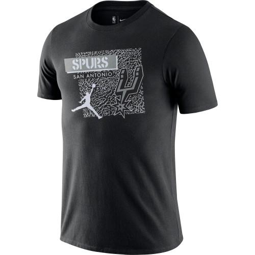 San Antonio Spurs Men's Nike Dri-Fit Jumpman T-shirt