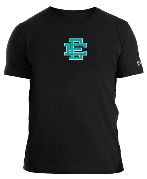 San Antonio Spurs Men's New Era Eric Emanuel Collection T-Shirt