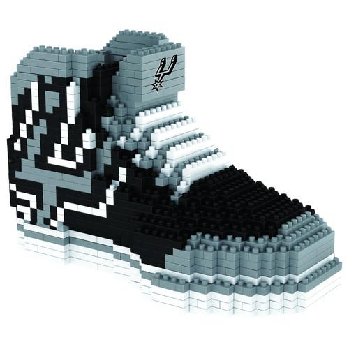 San Antonio Spurs Logo Sneaker Brixel Set
