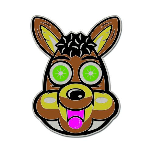 San Antonio Spurs WinCraft Coyote PIn
