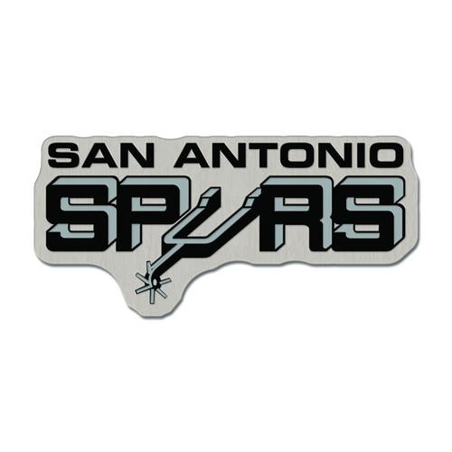 San Antonio Spurs WinCraft 1997 Logo Pin