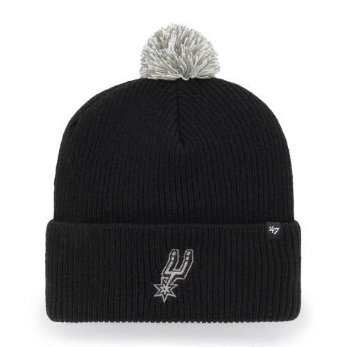 San Antonio Spurs Men's '47 Brand Shiver Knit Hat