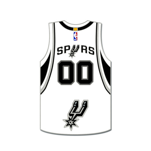 San Antonio Spurs WinCraft Home Jersey Pin