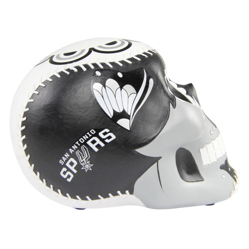 San Antonio Spurs Forever Collectibles Suger Skull