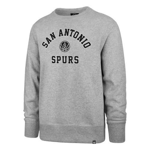 San Antonio Spurs Men's '47 Brand Headline Crew Neck Sweatshirt