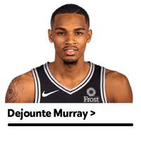 Dejounte Murray Jerseys and Apparel