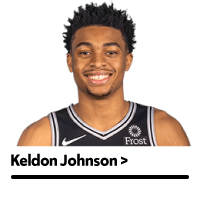 Keldon Johnson
