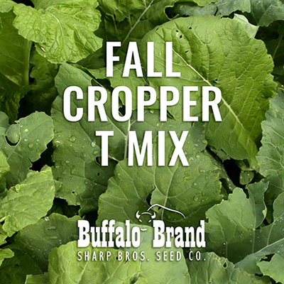 Fall Cropper T Mix - Grazing