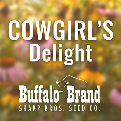 Cowgirl's Delight (Medium) Wildflower Mix