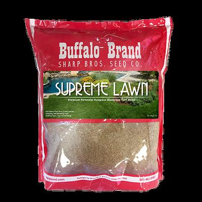 Supreme Lawn (Kentucky Bluegrass, Perennial Rye)