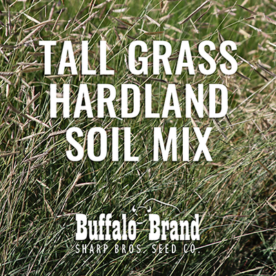 Tall Grass Mix - Hardland Soil