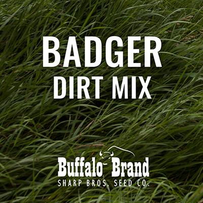 Badger Dirt Mix
