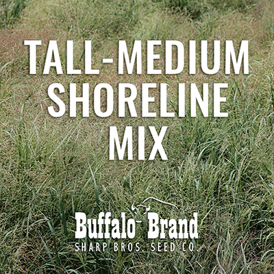 Tall-Medium Shoreline Mix