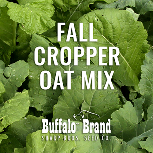 Fall Cropper Oat Mix - Cover/Grazing