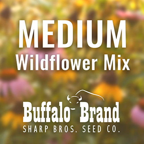 Medium Wildflower Mix